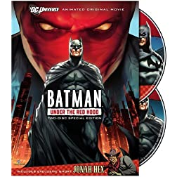 Batman: Under the Red Hood (Two-Disc Special Edition)