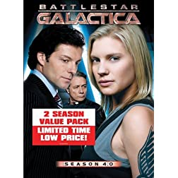 Battlestar Galactica (2004): Season 4.0 & 4.5