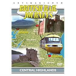 British Rail Journeys: Central Highlands