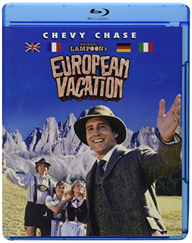 National Lampoon's European Vacation [Blu-ray]