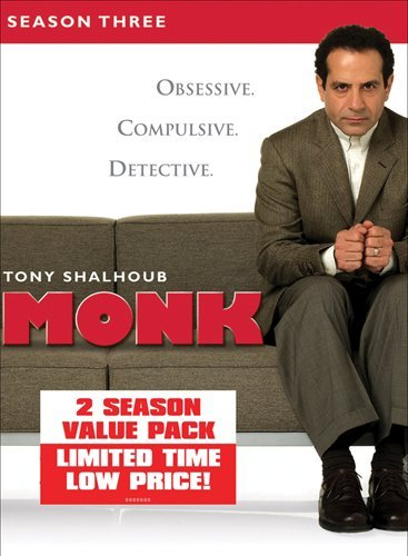 Monk: Season Three & Four