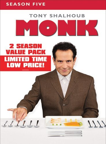 Monk: Season Five & Six