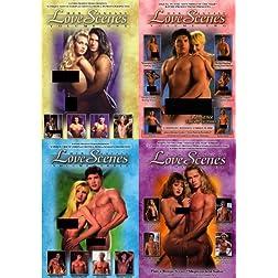 Her Fantasy Love Scenes 4 Volume Set