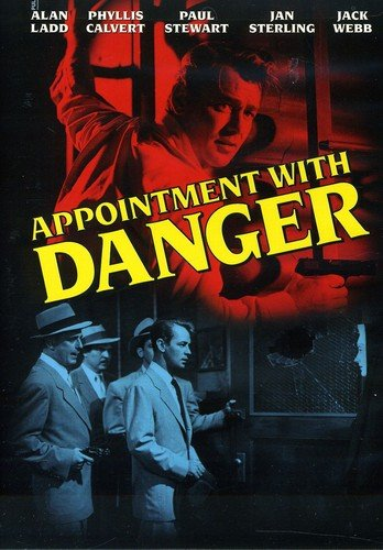 Appointment With Danger (B&W)