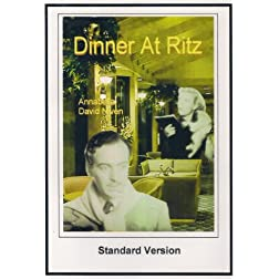 Dinner at Ritz