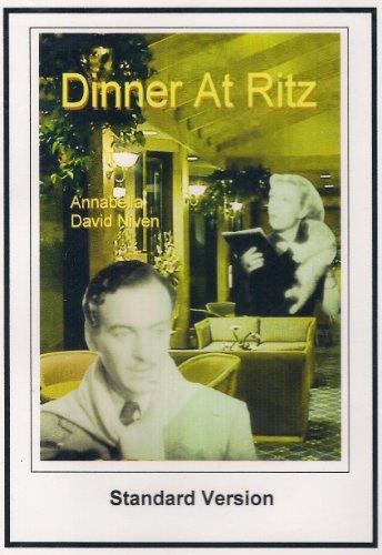 Dinner at Ritz