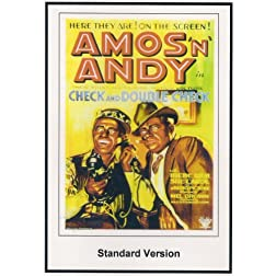 Amos 'N' Andy Check and Double Check