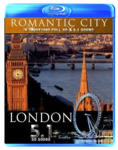 Romantic Cities: London [Blu-ray]