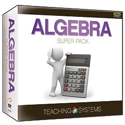 Teaching Systems Algebra Super Pack