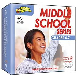 Lesson Booster: Middle School Series
