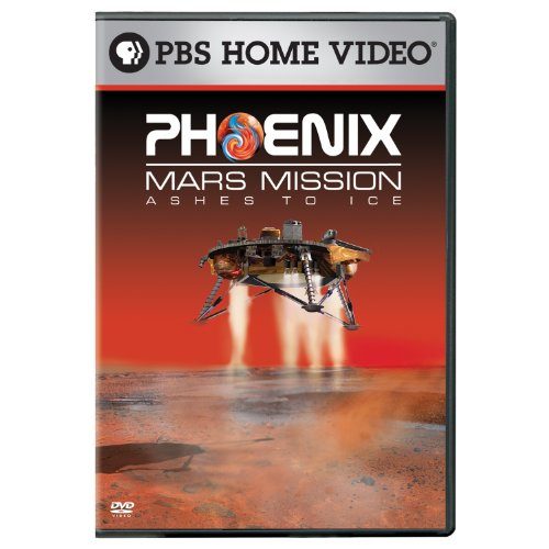 Phoenix Mars Mission: Onto the Ice