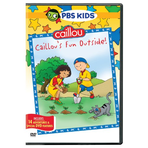 Caillou's Fun Outside!