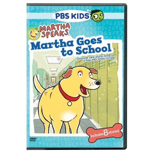 Martha Speaks: Martha Goes to School
