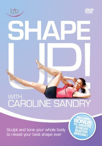 Shape Up with Caroline Sandry