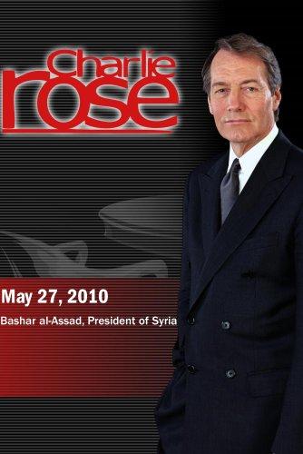 Charlie Rose (May 27, 2010)