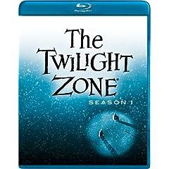 The Twilight Zone: Season 1 [Blu-ray]