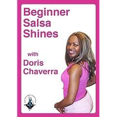 Beginner Salsa Shines with Doris Chaverra