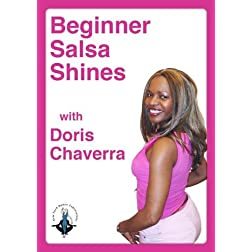 Beginner Salsa Shines with Doris Chaverra