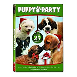 Animal Atlas: Puppy Party Holiday