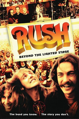 Rush: Beyond the Lighted Stage [Blu-ray]
