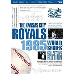 Kansas City Royals: 1985 World Series Collector's Edition