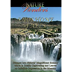 Nature Wonders Shoshone Falls