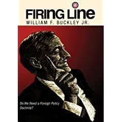 """Firing Line with William F. Buckley Jr. """"Do We Need a Foreign Policy Doctrine?"""""""