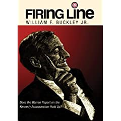 """Firing Line with William F. Buckley Jr. """"Does the Warren Report on the Kennedy Assassination Hold Up?"""""""