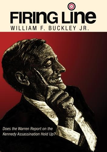 "Firing Line with William F. Buckley Jr. ""Does the Warren Report on the Kennedy Assassination Hold Up?"""