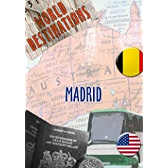 World Destinations Madrid