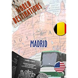 World Destinations Madrid