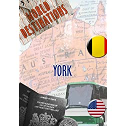 World Destinations York
