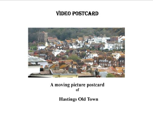 Hastings Old Town Video Postcard