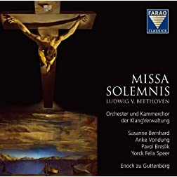 Missa Solemnis (2pc) (W/CD) [Blu-ray]