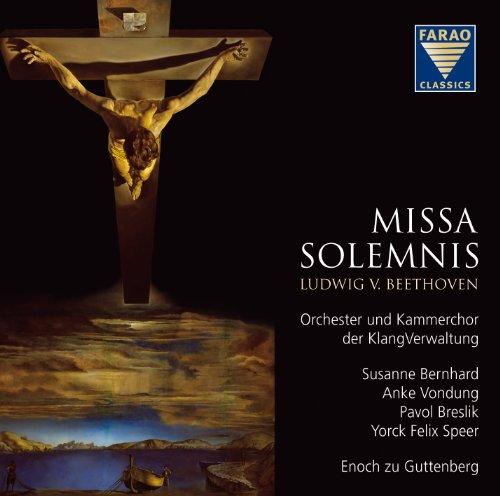 Missa Solemnis (2pc) (W/CD) [Blu-ray]