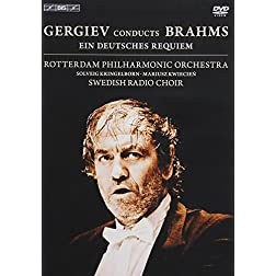 Gergiev Conducts Brahms