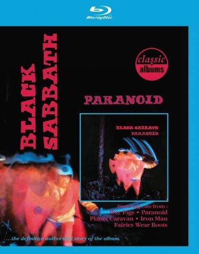 Black Sabbath: Paranoid [Blu-ray]