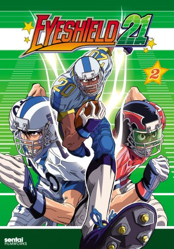 Eyeshield 21: Collection 2 (2pc) (Ws Sub Ac3)
