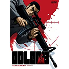 Golgo 13: Collection 1 (2pc) (Ws Sub Ac3 Dol)