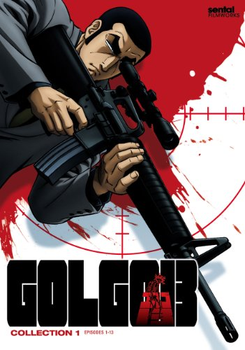Golgo 13: Collection 1 (2pc) (Ws Sub Ac3 Dol)