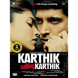 Karthik Calling Karthik 2 Disc DVD