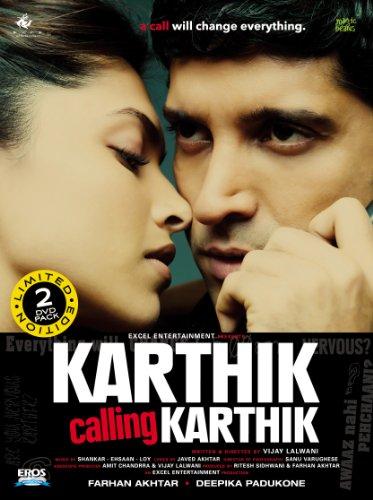 Karthik Calling Karthik 2 Disc DVD