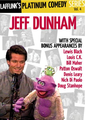 Lafflink Presents: The Platinum Comedy Series Vol. 4: Jeff Dunham