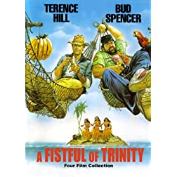 A Fistful of Trinity Four-film Collection