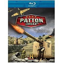 Patton 360: The Complete Season 1 [Blu-ray]