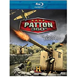 Patton 360: The Complete Season 1 [Blu-ray]
