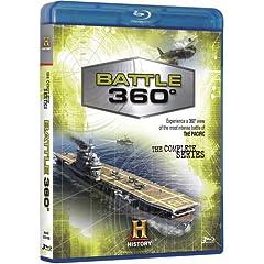 Battle 360: Complete Season 1 [Blu-ray]