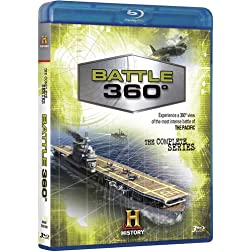 Battle 360: Complete Season 1 [Blu-ray]