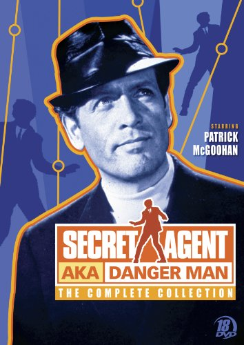 Secret Agent AKA Danger Man: The Complete Collection (SLIMLINE)