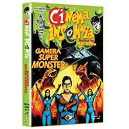 Gamera Super Monster (Cinema Insomnia Slime Lime)